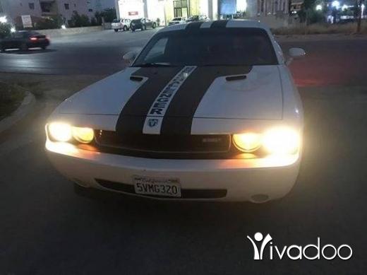 Ford in Tripoli - car