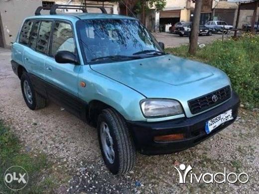 Toyota in Tripoli - Toyota rav4 emfawal ma na2so shi