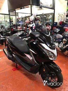 Baotian in Beirut City - Honda Forza 300 2019
