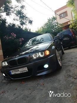 BMW in Beirut City - New boy 330 ci boyet sherke b3da full