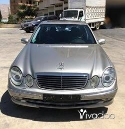 Mercedes-Benz in Beirut City - Mercedes E240 elegance 2004
