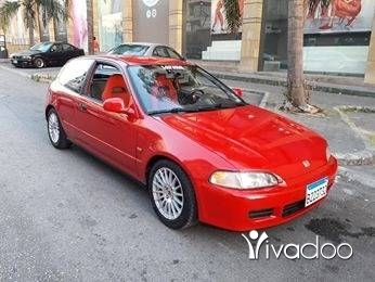 Honda in Kfar Yachit - Honda civic model 93