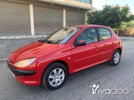 Peugeot in Beirut City - واتس أب ٠٠٣٧٥٢٥٥٢٠٠٠٢٢
