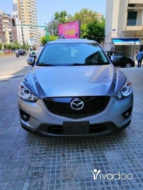 Mazda in Beirut City - MAZDA CX5 MODEL 2014 CLEAN CAR FAX 4X4 FULL OPTION GRAND TOURING. 4 SLINDER 2.5