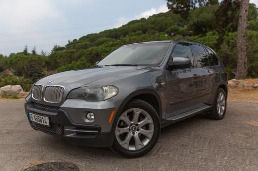 BMW in Ballouneh - BMW X5 2008 3.0si Full Option