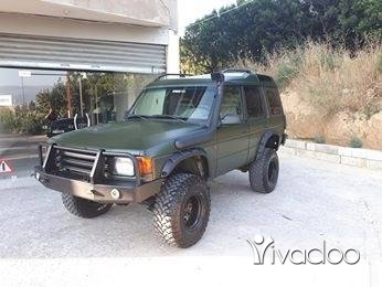 Rover in Zgharta - Land rover discovery