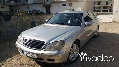 Mercedes-Benz in Zgharta - Mercedes SL 320