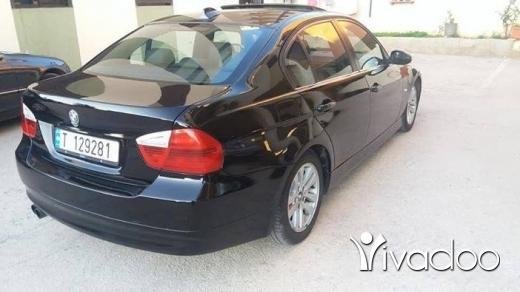 BMW in Zgharta - bmw 325 black in black 70641117