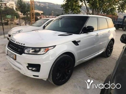 Rover in Beirut City - Range Rover V8 Autobiography