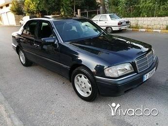 Mercedes-Benz in Ardeh - C 180 mod 1997 4 cylindre elegane خارقة نضافة