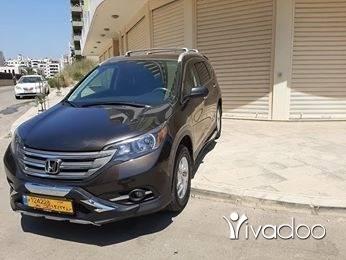 Honda in Tripoli - For sale jeep honda crv 4x4 model 2013 2ajnabi mechi 61elf