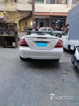 Mercedes-Benz in Deir Ammar - مرسادس 320 Clk 2005 للبيغ لو موقايضة