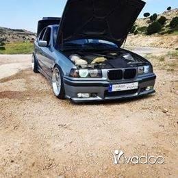 BMW in Tripoli - Bmw E36