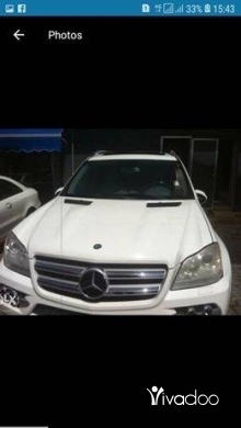 Mercedes-Benz in Zahleh - Mercedes Gl450 2010 ajnabi clean carfax v8