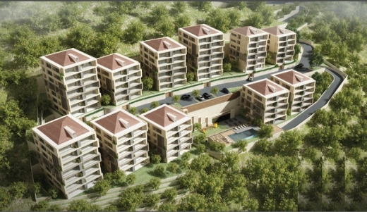 Apartments in Kanabat - New Gated Community in Kenabet Broumana