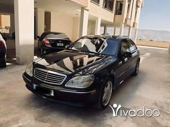 Mercedes-Benz in Zahleh - S 500 بسعر مغري