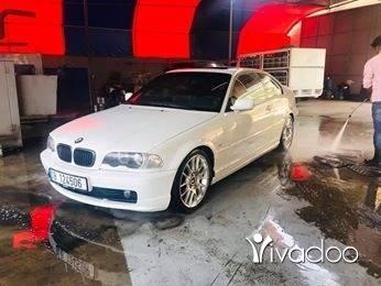 BMW in Tripoli - BMW e46