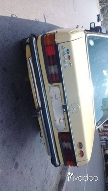 Mercedes-Benz in Tripoli - سيارة لف موديل 80