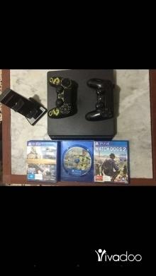 PS4 (Sony Playstation 4) in Tripoli - Ps4 slim