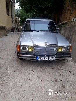 Mercedes-Benz in Sir Denniyeh - مرسيدس لف