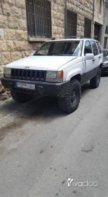 Jeep in Zahleh - jeep cherokee model 94