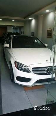 Mercedes-Benz in Beirut City - Mercedes C300 AMG 2015.No accident, very clean car, only 60,000mls full options with panoramic roo