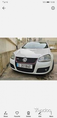 Volkswagen in Beirut City - Gti [hidden information]km only stock engine