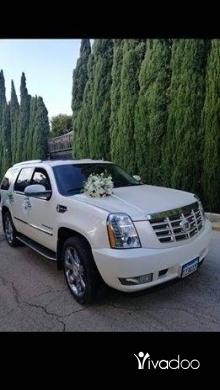 Cadillac in Tripoli - للإيجار للأعراس مع شوفير