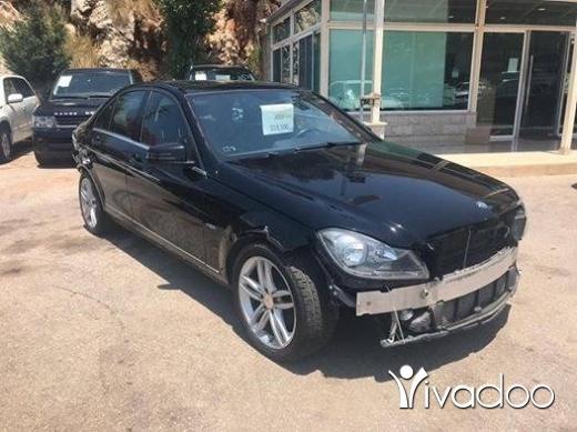 Mercedes-Benz in Port of Beirut - C250