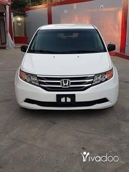 Honda in Port of Beirut - Honda odyssey