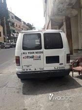 Vans in Barja - فورد اوتوماتيك 8سلندر