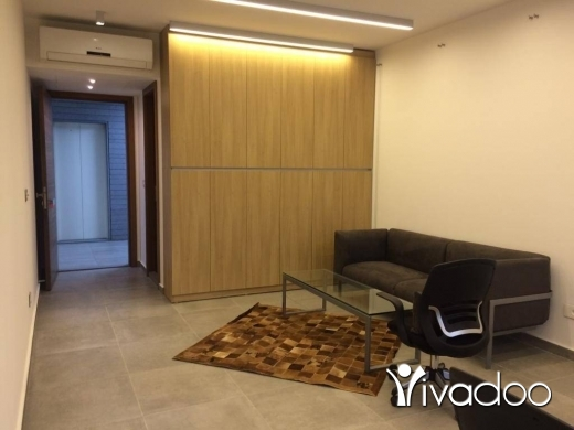 Desk Space in Jdeideh -   A 55 m2 office for rent in Jdeide