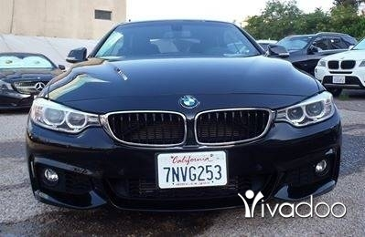 BMW in Beirut City - 2016 BMW 428i Convertible F33 / Clean carfax / M package