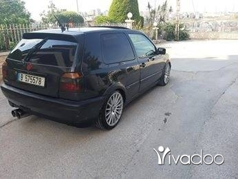 Volkswagen in Beirut City - Golf 3 vr6 model 1993