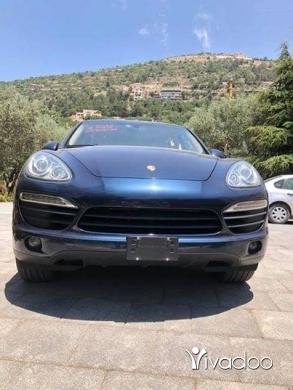 Porsche in Beirut City - Porsche cayenne S V8 4.8 L 2011 super clean with a clean carfax