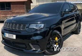 Jeep in Beirut City - Jeep grand cherokee SRT Trackhawk 707hp mod 2018.70455414