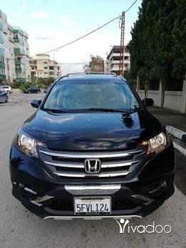 Honda in Tripoli - HONDA CRV 4X4 EXL 2014
