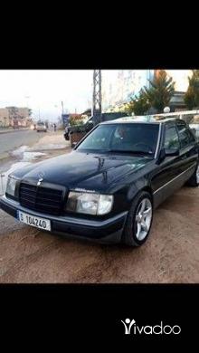 Mercedes-Benz in Bekka - للبيع مرسيدس ٢٨٠ صندوق ٣٠٠ موديل ١٩٩٣