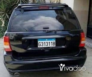 Jeep in Beirut City - Grand cherokee 2001
