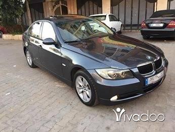 BMW in Tripoli - للبيع او التبديل E 90 موديل ٢٠٠٦