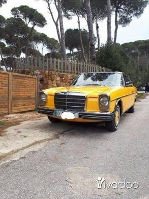 Mercedes-Benz in Nabatyeh - C250 model 1974