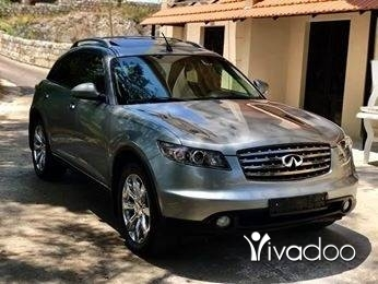 Infiniti in Beirut City - Infiniti FX35 Full Technology in excellent condition