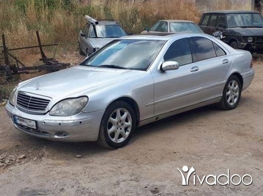 Mercedes-Benz in Baabdat - For sale mercedes s320 1999