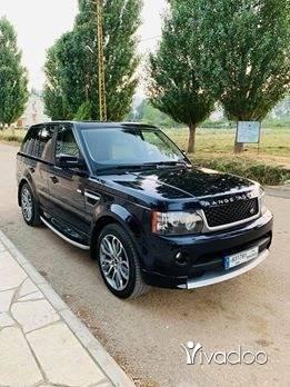 Rover in Zahleh - Range rover sport hse model 2006 look 2012 autobiography سياره بيت وخارق النضافه ومفول زوايد