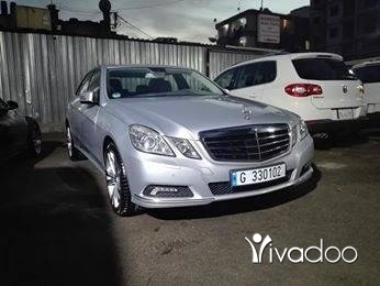 Mercedes-Benz in Sad el-Baouchrieh - Mercedes e 350 2010 from Germany Fully loaded very clean car