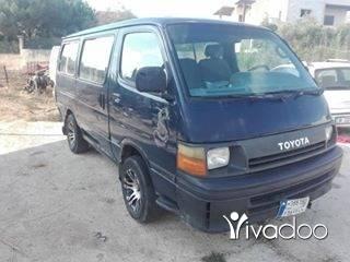 Vans in Nabatyeh - تويوتا موديل 90،