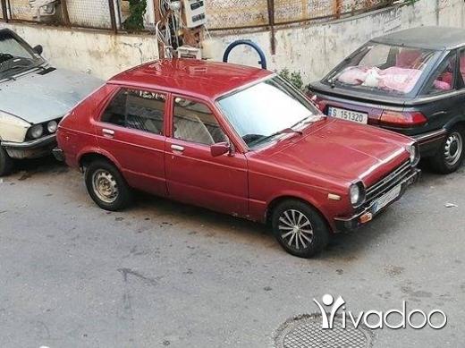 Toyota in Saida - تيوتا ستارلت