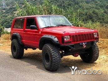 Jeep in Beirut City - For sale cherokee XJ