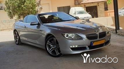 BMW in Achrafieh - Bmw 650 v8 twin turbo 5.0 ajnabiyi fully loaded