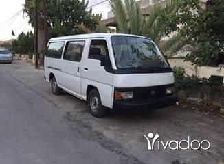 Vans in Nabatyeh - Van nissan urvan model 1999